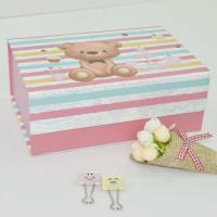 Wholesale Folding Flat Rigid Cardboard Box